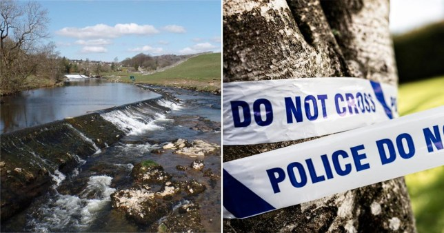 Teen, 18, dies while swimming at Linton Falls in the Yorkshire Dales.