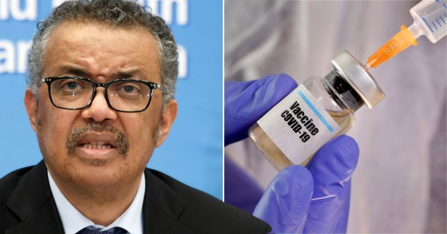 WHO: There might never be a 'silver bullet' to defeat coronavirus
