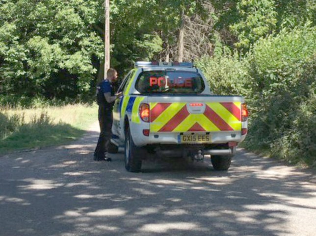 A plane has crashed and caught fire in East Sussex this morning [Aug 4].The incident involving a light aircraft in the village of Cross In Hand was reported at 11am on Tuesday [August 4].Caption: Emergency services at the scene of a plane crash in Cross In Hand, East Sussex