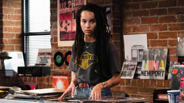 Zoe Kravitz's High Fidelity cancelled after one season Picture: Phillip Caruso/Hulu