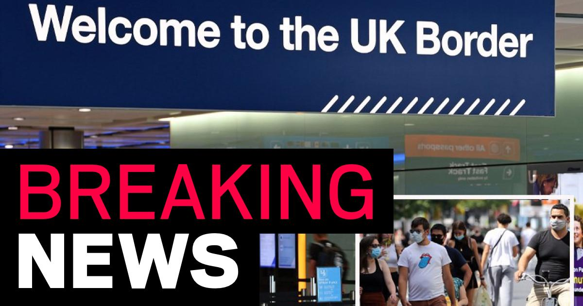 Belgium, Bahamas and Andorra added to UK quarantine list - metro