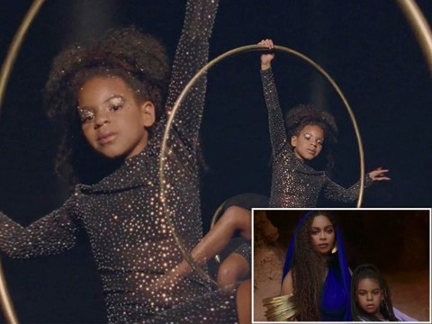 Beyonce's Black Is King stylist reveals how Blue Ivy's epic cameos happened