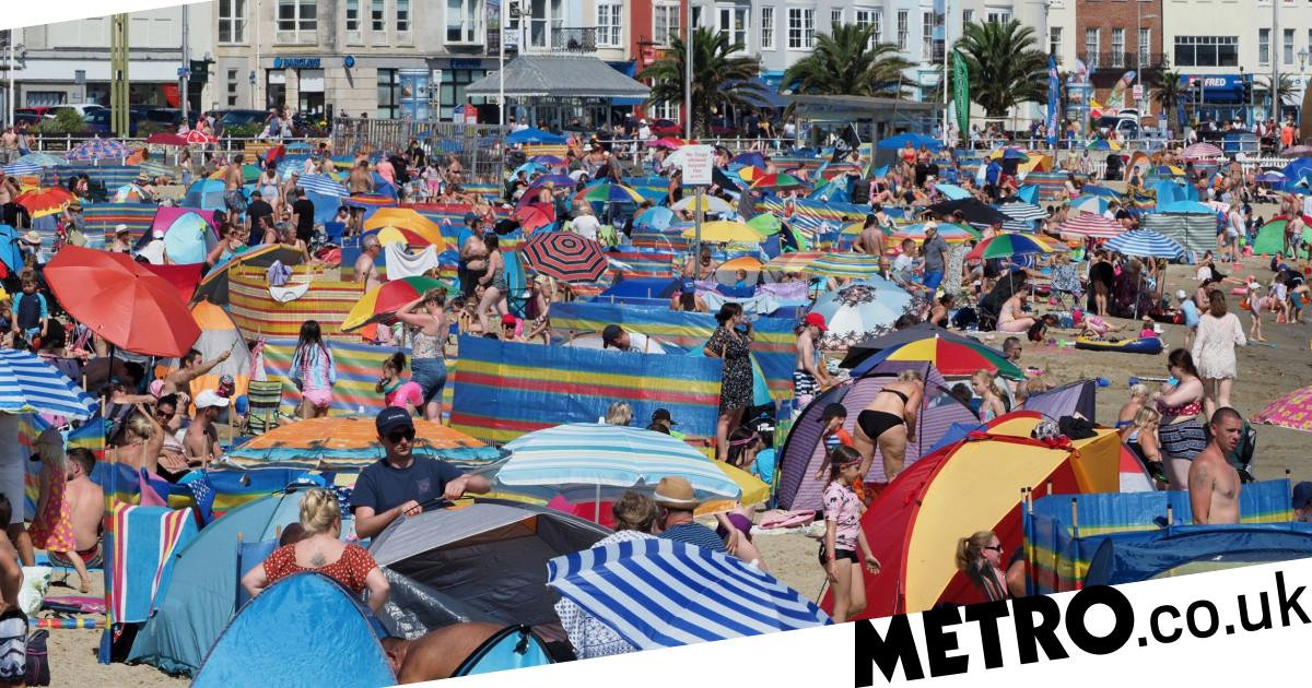 Girl, 14, sexually assaulted in broad daylight by man on beachfront - metro