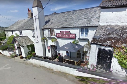 A Devon pub made the decision to opt out of the government's Eat Out to Help Out program - because they were too busy.