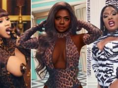 Viola Davis fans edit her into Cardi B and Megan Thee Stallion's WAP music video