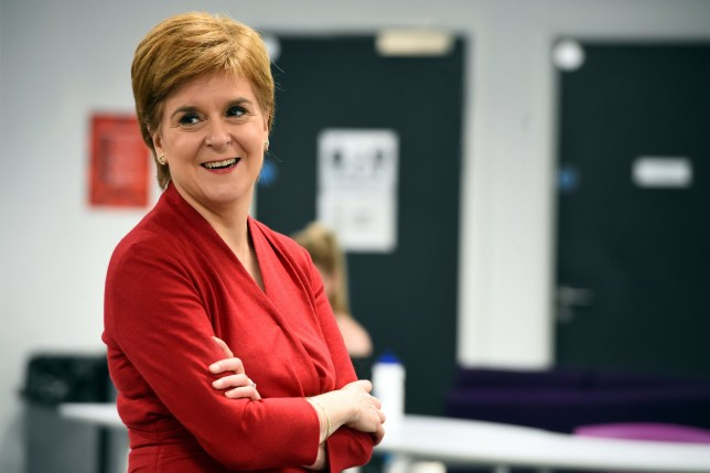 Nicola Sturgeon has been infuriated by the antics of Celtic and Aberdeen footballers
