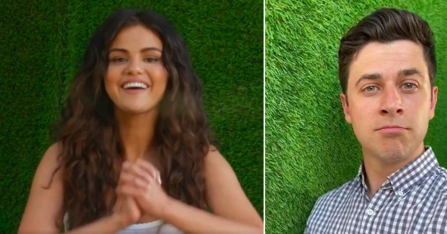 Selena Gomez and David Henrie reunite to announce surprise virtual premiere for film This Is the Year