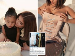 Kylie Jenner celebrates 23rd birthday with Stormi as Cardi B thanks her for WAP cameo