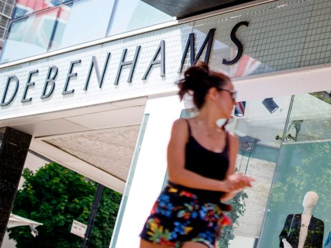 Debenhams axes 2,500 jobs as it fights to survive on high street