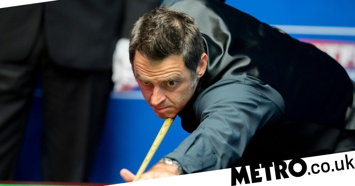 Ronnie O'Sullivan says bet on Mark Selby in their World Snooker Championship semi-final - metro