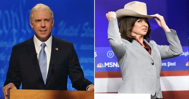 Who Plays Joe Biden And Kamala Harris On Snl Metro News