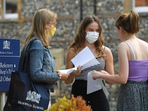 More than a third of A-level results were downgraded