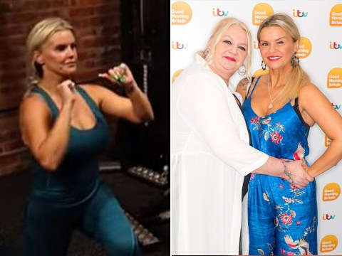 Kerry Katona reveals worries for her mum's health: 'I don't want to be like that in 20 years'