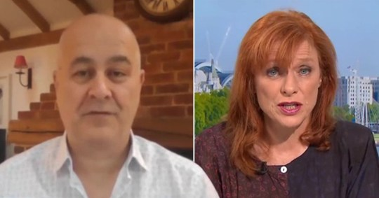 GMB doctor slams claims travellers can avoid quarantine with loophole ITV