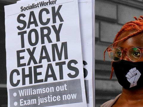 Government agrees to cover costs of appeals against downgraded exam results