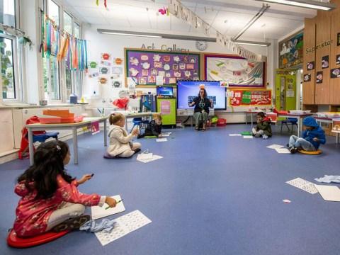 Parents promised school will be safe for children in September