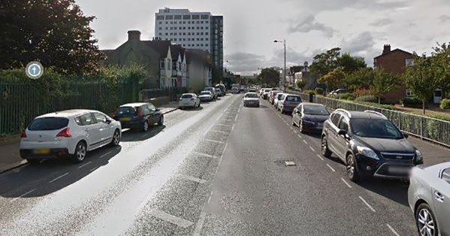 Southchurch Road in Southend