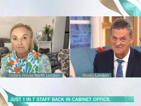Matthew Wright and India Willoughby clash over potential Rule Britannia axing: 'It's ridiculous'