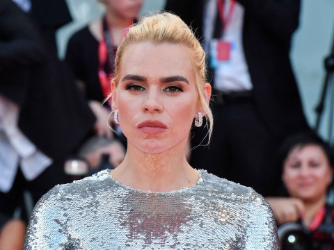 Billie Piper takes nude photos of herself to 'check in' with how she's feeling about her body