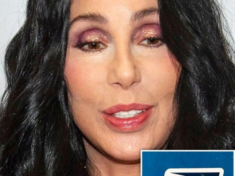 Cher was turned down by the US Postal Service after offering herself up as a volunteer