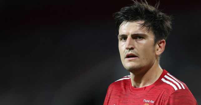 Manchester United captain Harry Maguire was detained in Mykonos following a night club incident (Picture: Getty)