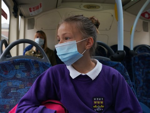 When do schools in England go back as Government U-turns on face coverings?