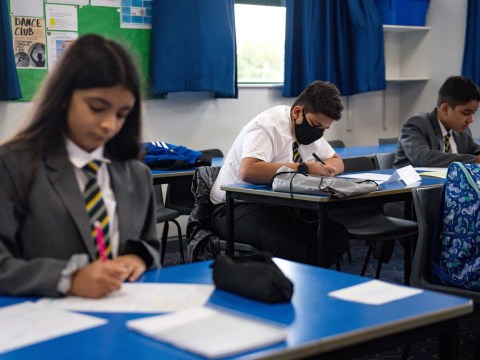 GCSEs and A-levels could be delayed for pupils returning to school today