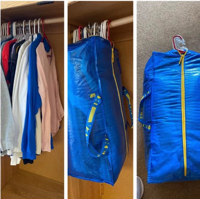 Genius IKEA packing hack saves huge time when you're moving house