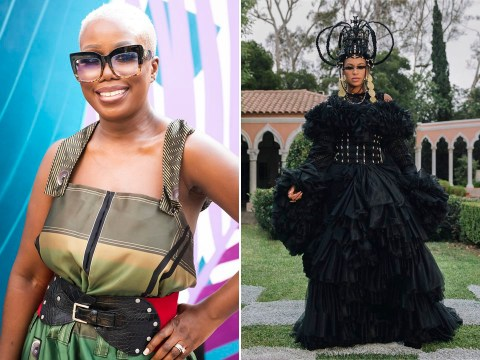 Black Is King designer admits she 'didn't sleep for two weeks' while creating outfits for Beyonce