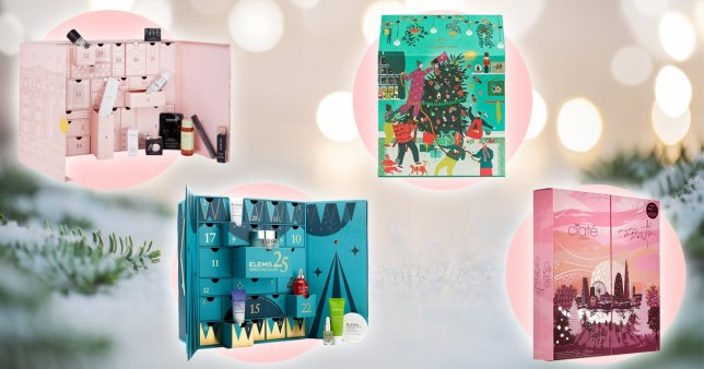 All the best beauty advent calendars for Christmas 2020
