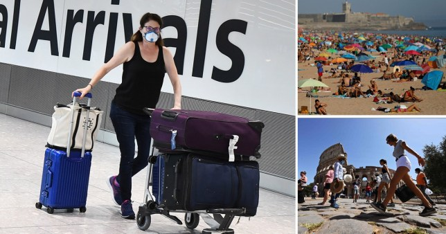 Portugal and Italy could be added to UK quarantine list within daysPics: EPA/Reuters