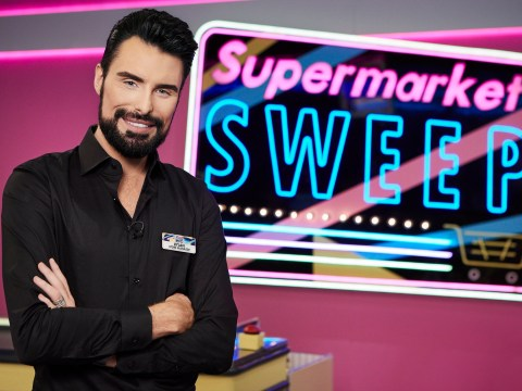 Rylan Clark-Neal reveals major changes behind-the-scenes on Supermarket Sweep: 'There was no audience and everyone was in masks'