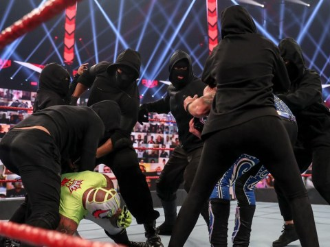 WWE Raw results: RETRIBUTION attack Rey and Dominik Mysterio, Keith Lee faces Randy Orton and more
