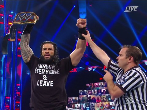 WWE Payback results: Roman Reigns wins Universal Title, Keith Lee beats Randy Orton and more