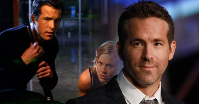 Ryan Reynolds pictured in Foolproof