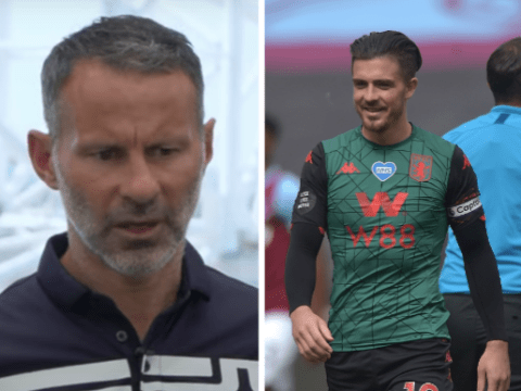 'Go and get them!' – Ryan Giggs sends message to Manchester United over Jadon Sancho and Jack Grealish transfers