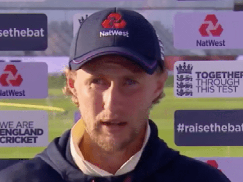 Joe Root reacts as Chris Woakes and Jos Buttler inspire England to thrilling win over Pakistan