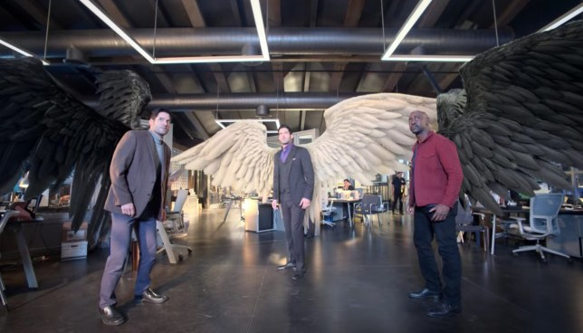 Lucifer (Picture: Netflix)