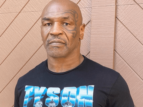 Mike Tyson shows off transformation after Roy Jones Jr's threat to pull out of fight