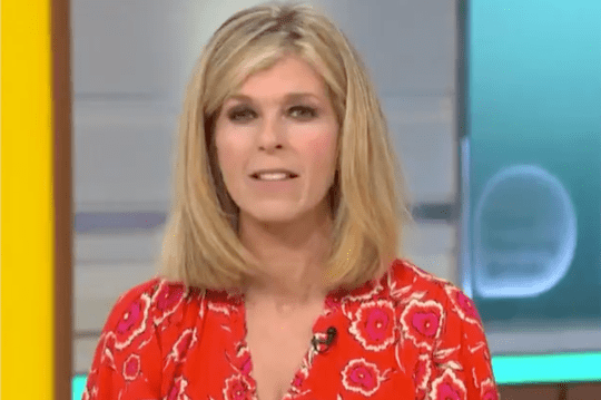 Kate Garraway Good Morning Britain