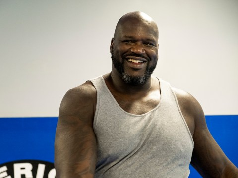 Shaquille O'Neal wants to fight All Elite Wrestling star Cody Rhodes in huge crossover match