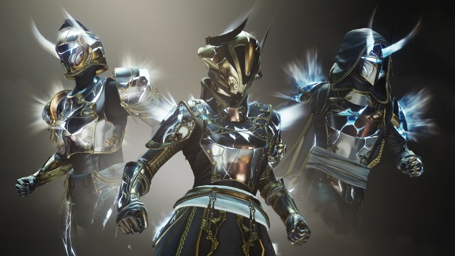 Destiny 2 Solstice Of Heroes armour