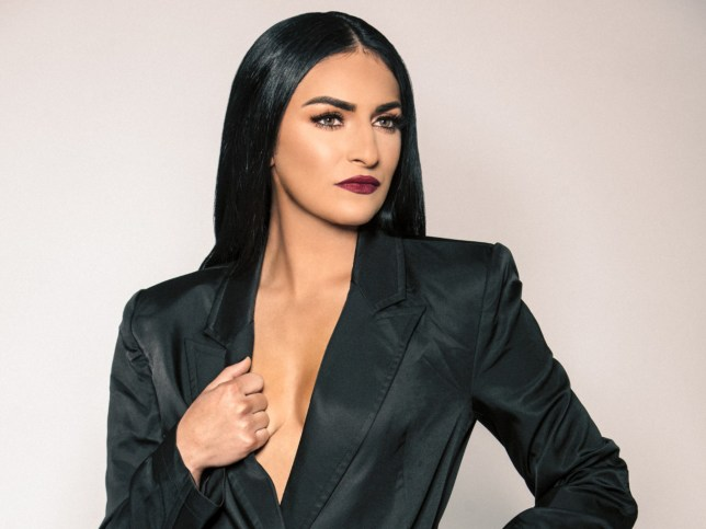 WWE superstar Sonya Deville - Photo by Vince Trupsin