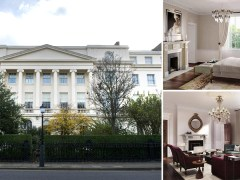 UK's 'second most expensive house' on sale for £185million