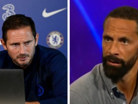 Rio Ferdinand tells Frank Lampard to prioritise two transfers for Chelsea