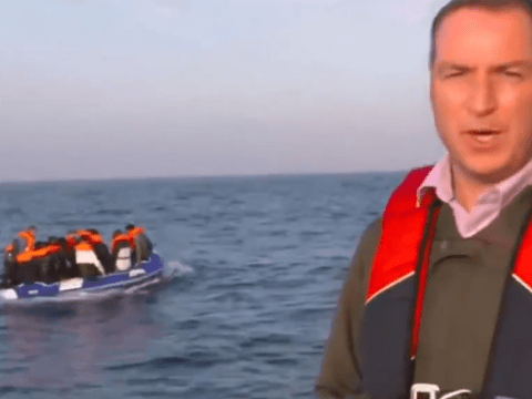 BBC Breakfast sparks backlash over live footage of asylum seekers crossing Channel