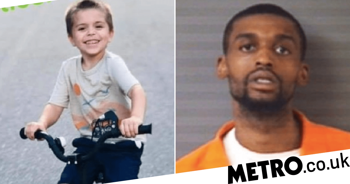 Boy, 5, shot dead at point-blank range 'for riding into neighbor's yard' - metro