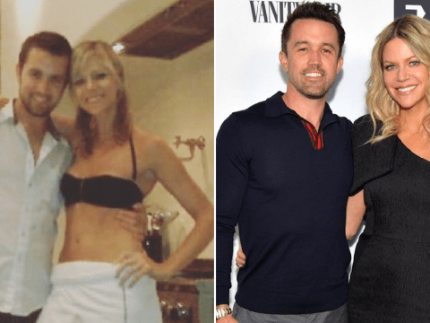 It's Always Sunny's Kaitlin Olson in X-rated throwback with Rob McElhenney