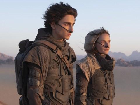 Finishing Dune will be a 'sprint' after coronavirus says director Denis Villeneuve