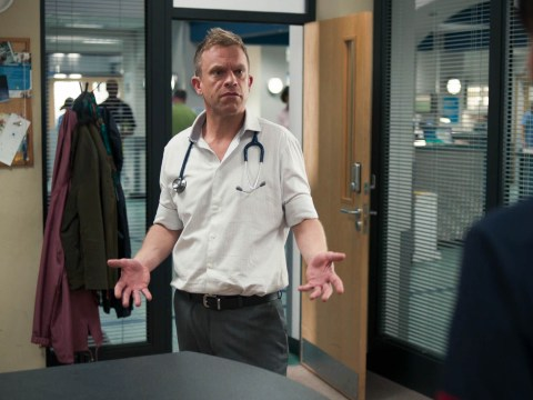 Casualty review with spoilers: Dylan stuns Faith by accusing Lev